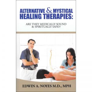 Alternative and Mystical Healing Therapies Front
