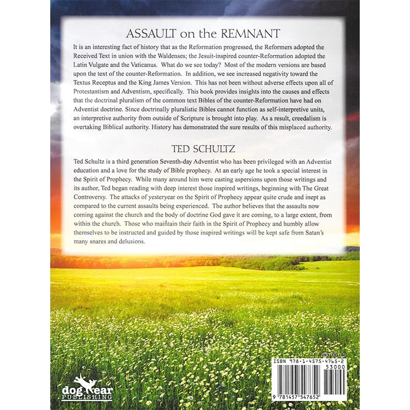 Assault on the Remnant Back