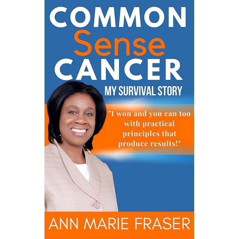 Common Sense Cancer Front