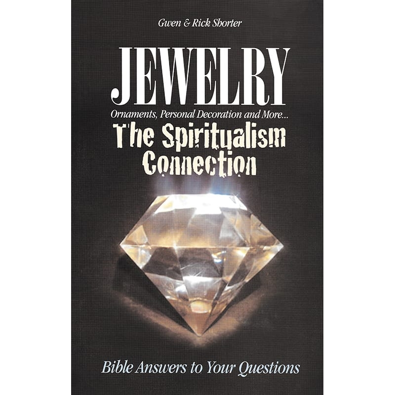 Jewelry: The Spiritualism Connection Front