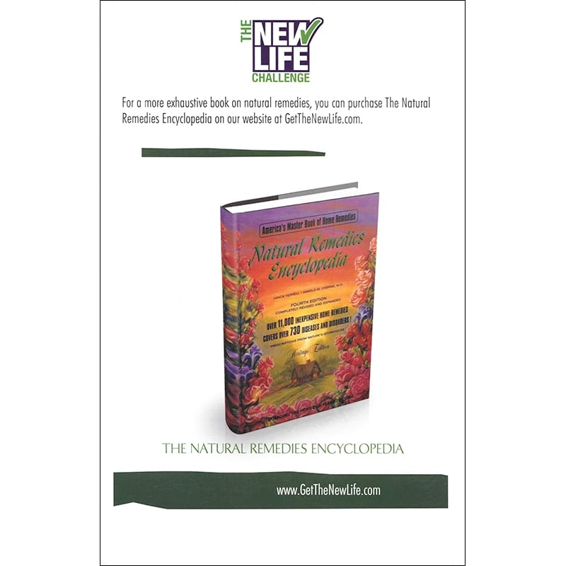 Natural Remedies Handbook I Back