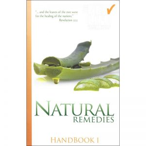Natural Remedies Handbook I Front