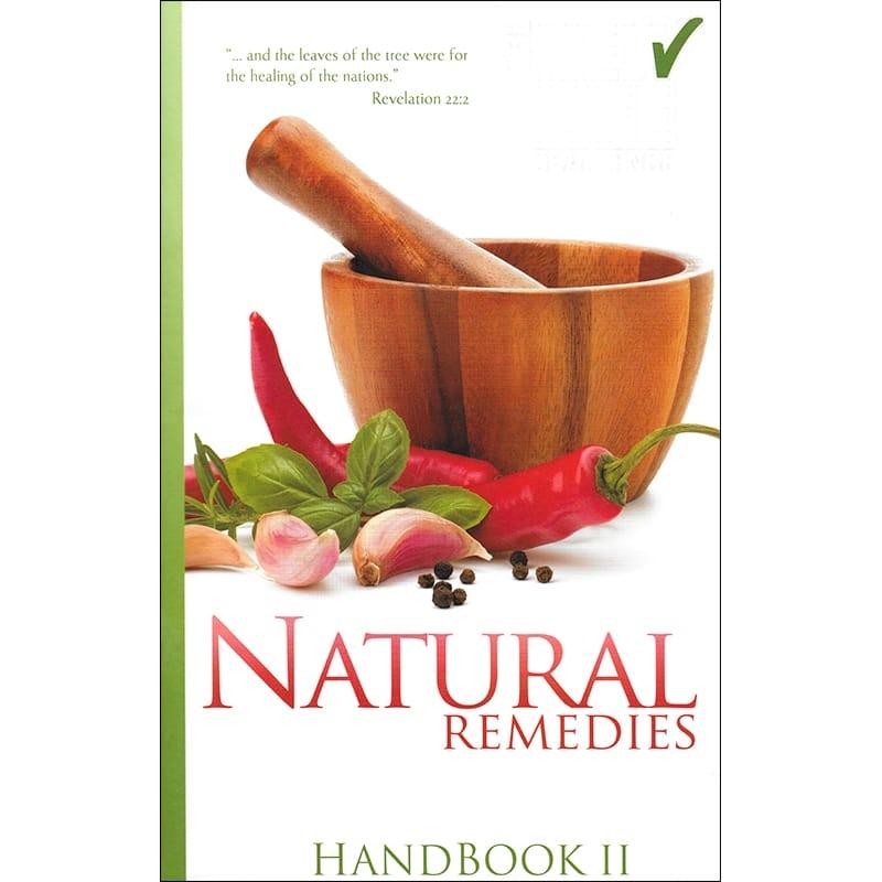 Natural Remedies Handbook II Front