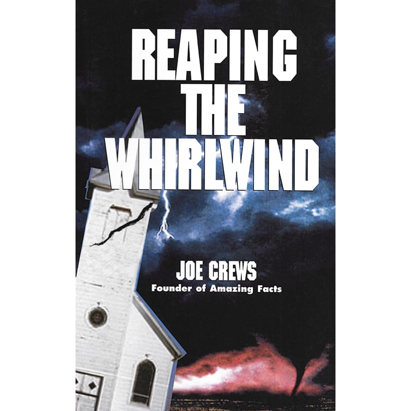 Reaping the Whirlwind Front