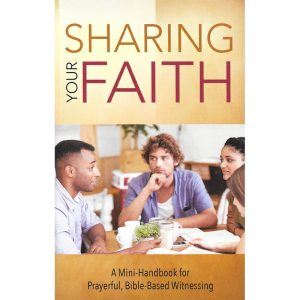 Sharing Your Faith Front