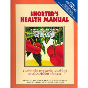 Shorter's Health Manual Front