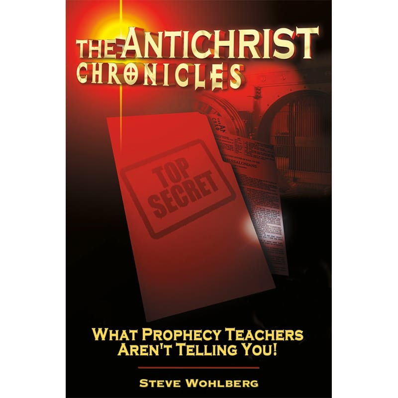The Antichrist Chronicles Front