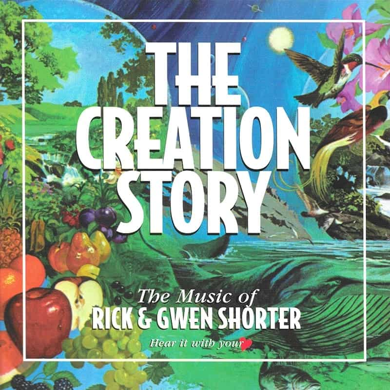 The Creation Story CD Front