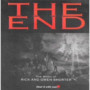 The End CD Front