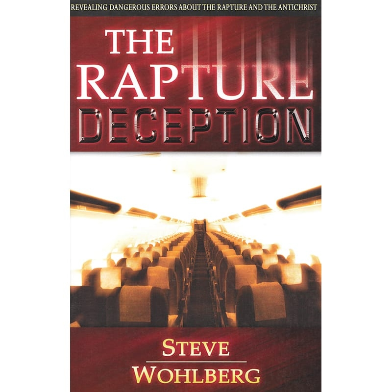 The Rapture Deception Front
