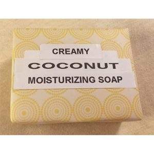 Creamy Coconut Moisturizing Soap