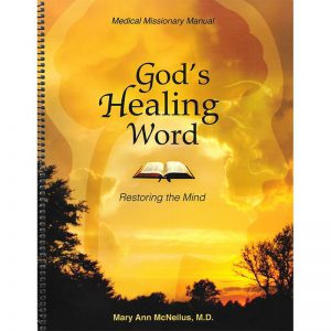 God's Healing Word Front