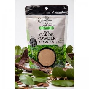 Organic Pure Roasted Carob Powder
