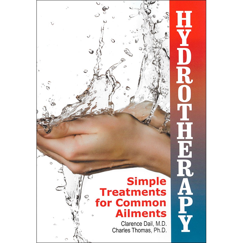 Hydrotherapy: Simple Treatments for Common Ailments Front