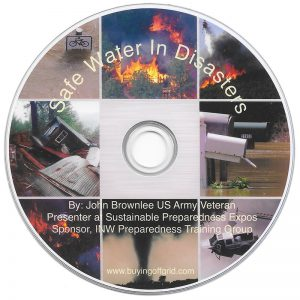 Safe Water in Disasters DVD