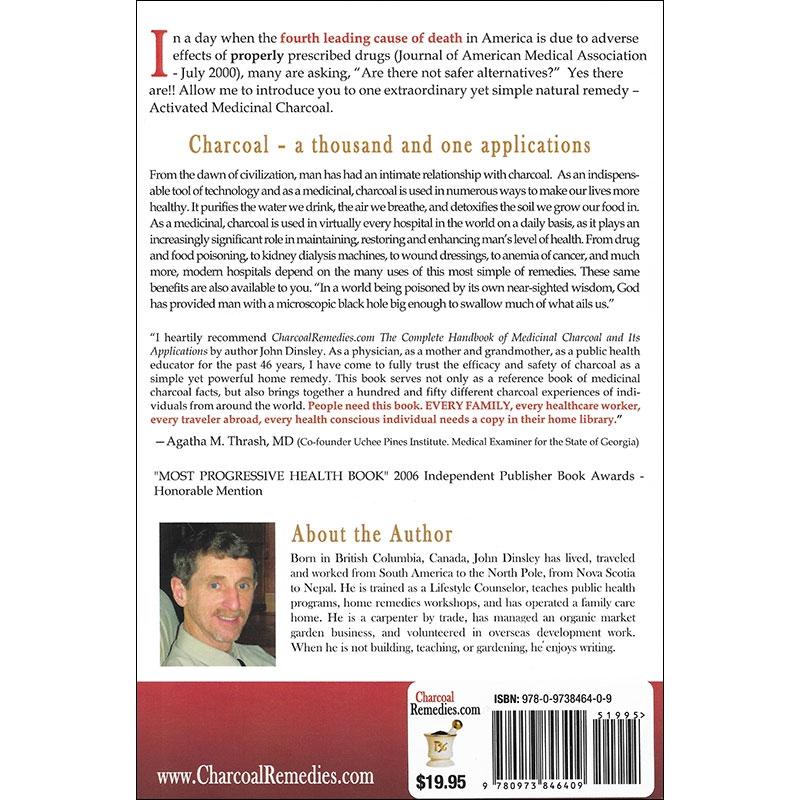 Charcoal Remedies.com Back