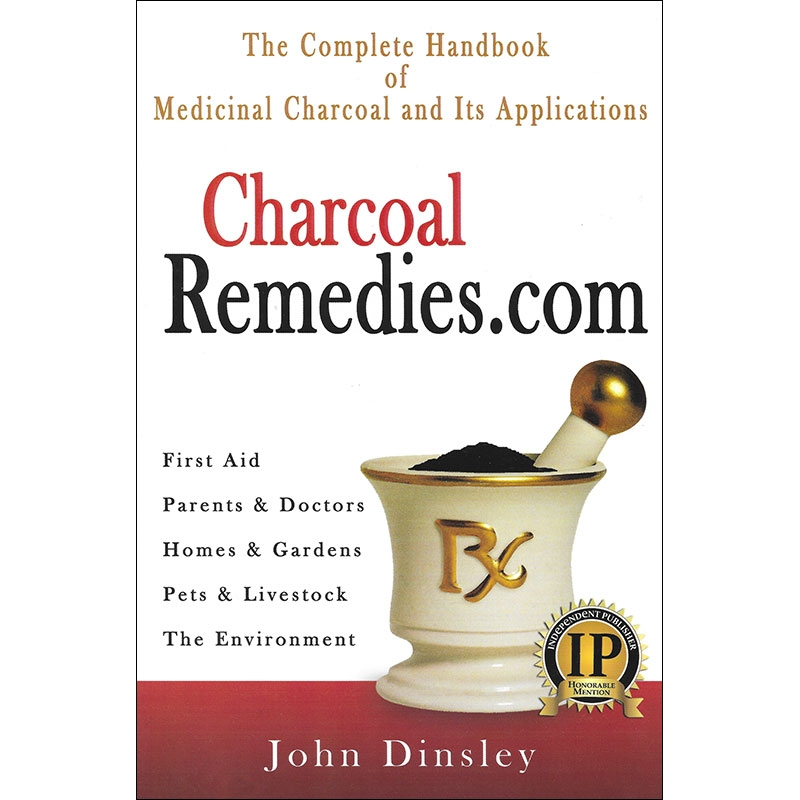 CharcoalRemedies.com Front