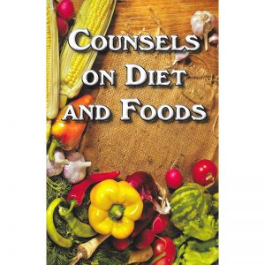 Counsels on Diet and Foods Front