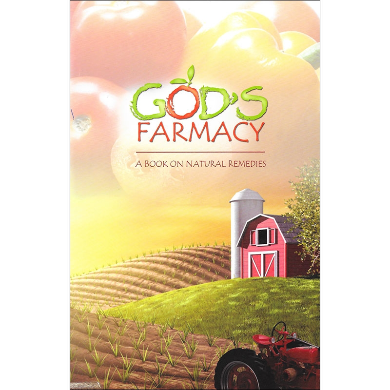 God's Farmacy Book Front