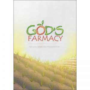 God's Farmacy DVD Front