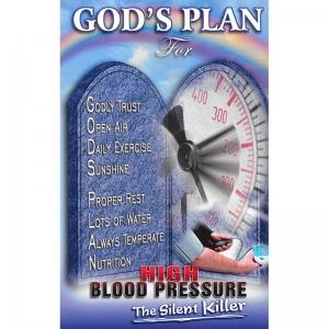 God's Plan for High Blood Pressure Front