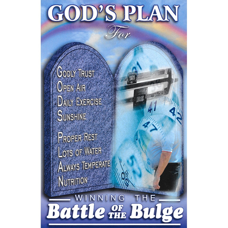 God's Plan for Winning the Battle of the Bulge Front
