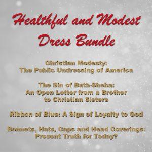 Healthful and Modest Dress Bundle