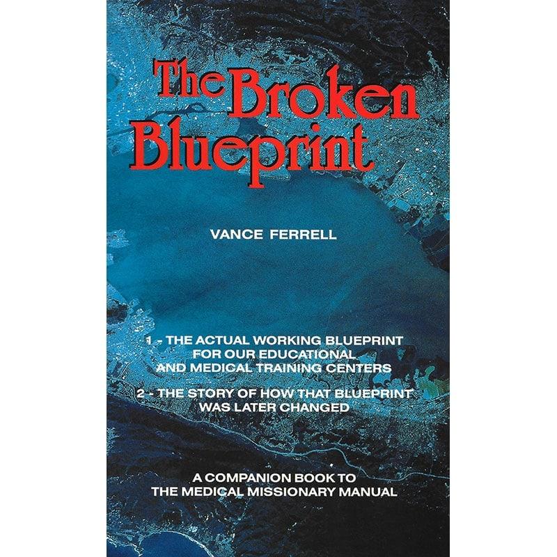 The Broken Blueprint Front