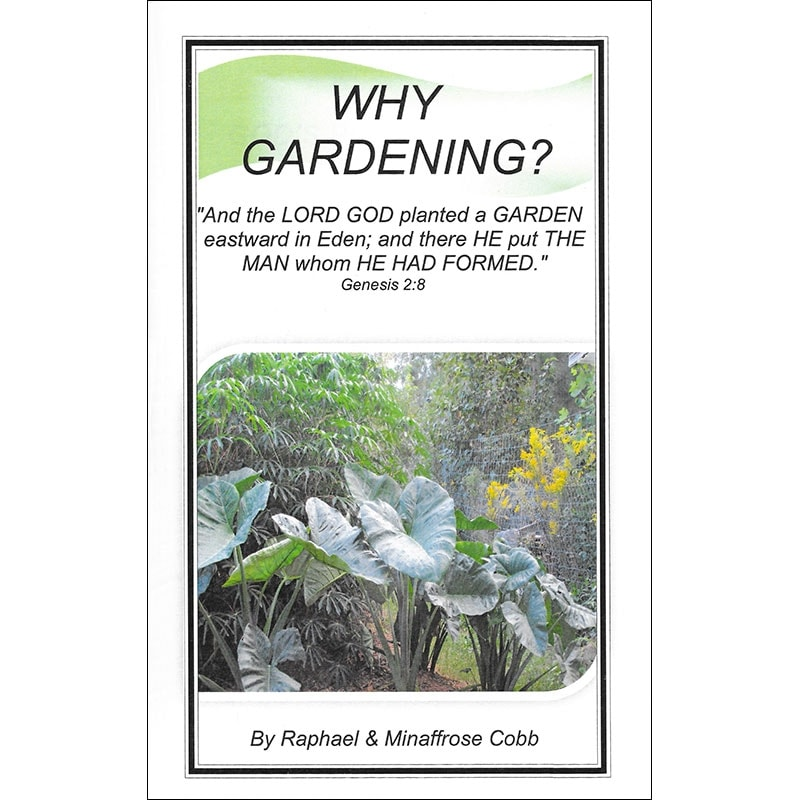 Why Gardening?