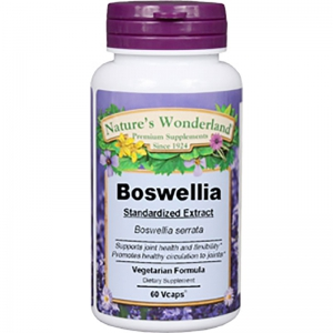 Boswellia Standardized Extract