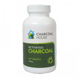 Chewable Activated Charcoal Tablets
