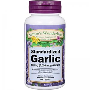 Garlic Standardized