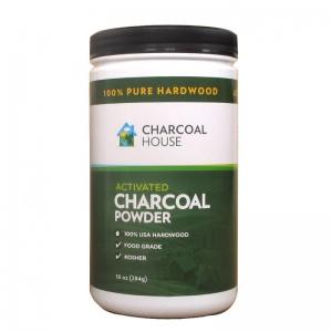 Hardwood Activated Charcoal Powder - 1 QT