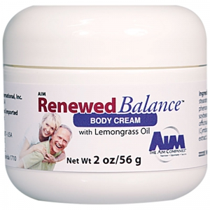 Renewed Balance Soothing Body Cream