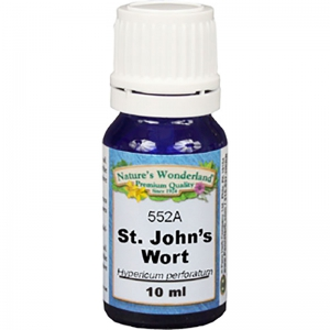 St. John's Wort Essential Oil