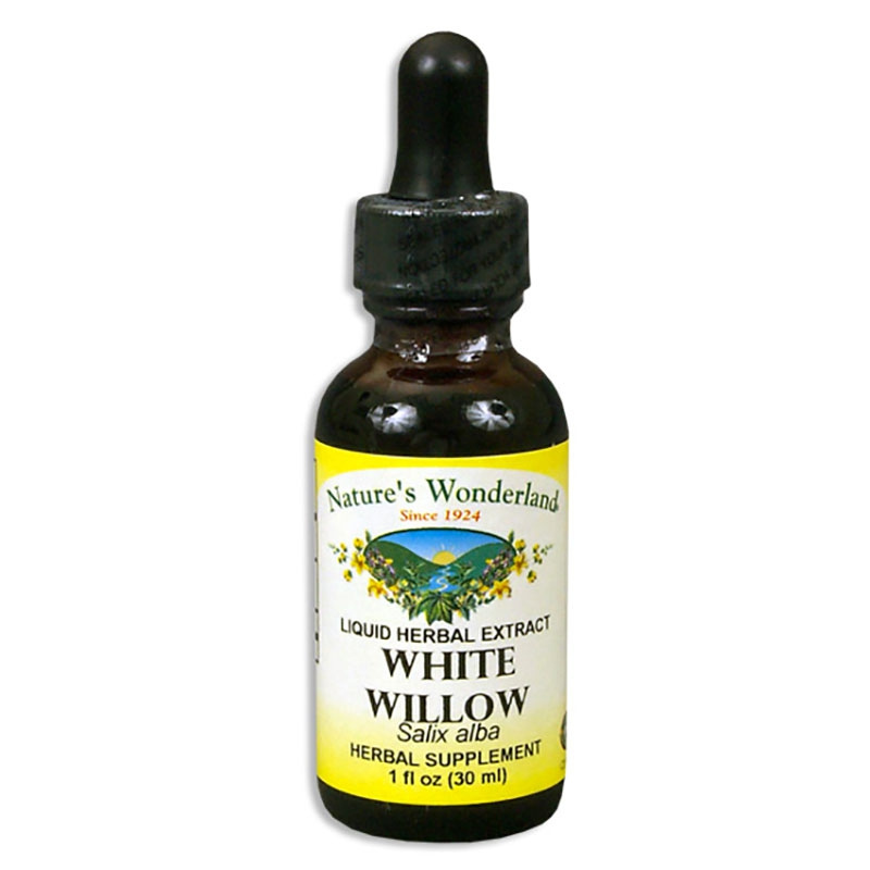 White Willow Bark Liquid Extract