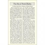 2 - The Sin of Bath-Sheba