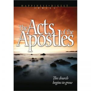 The Acts of the Apostles Front