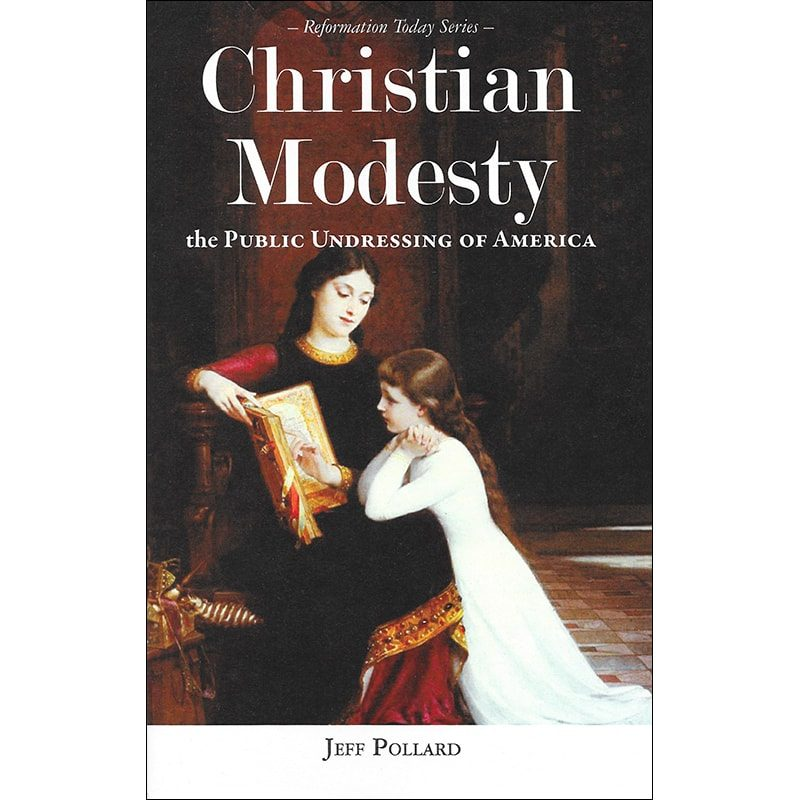 Christian Modesty Updated Front