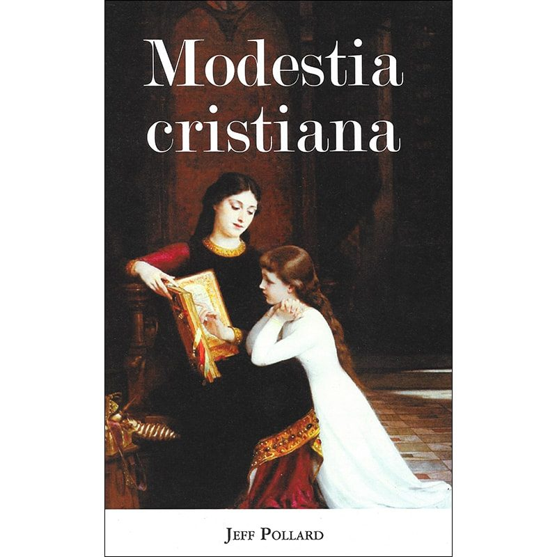Christian Modesty Spanish Front